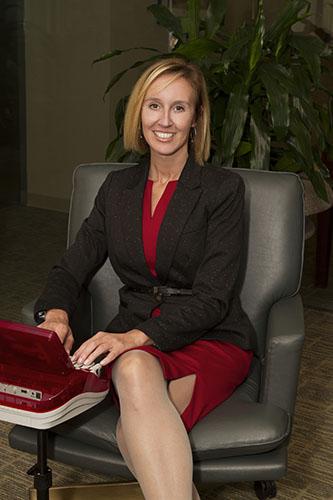 Melissa McDaniel court reporter
